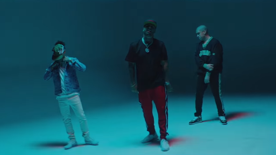 """With """"Satisfacción,"""" Nicky Jam, Bad Bunny and Arcangel are proving to be the Puerto Rican trio that won't quit this summer."""