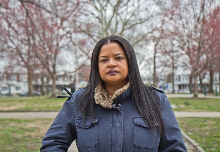 Rosalind Pichardo, who grew up in Philadelphia's Kensington neighborhood, has reversed 400 overdoses by her own count.