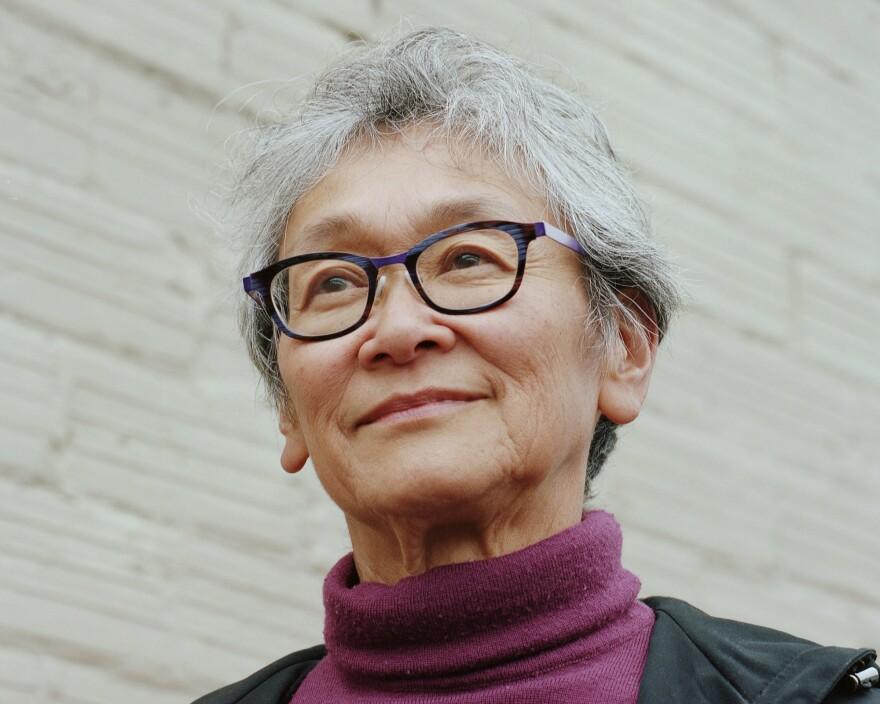 Eileen Ota, the former owner of Ota Tofu.