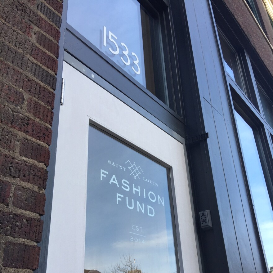 The Fashion Incubator takes up 7,500 square-feet of a Washington Avenue building on what used to be known as Shoe Street USA.