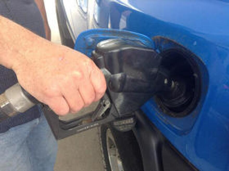 If voters pass Proposition D in November, the fuel tax would go from 17 cents to 27 cents a gallon by the year 2022.