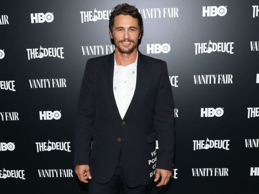 "James Franco attends a special screening of the final season of ""The Deuce"" at Metrograph on Sept. 5, 2019 in New York City. ="