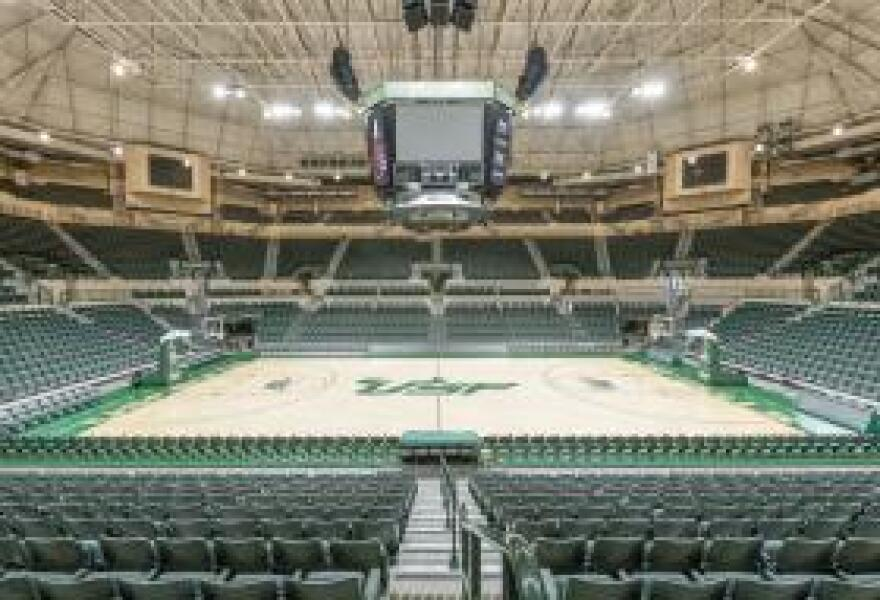The USF Sun Dome underwent a $35 million renovation breofre reopening in 2012.