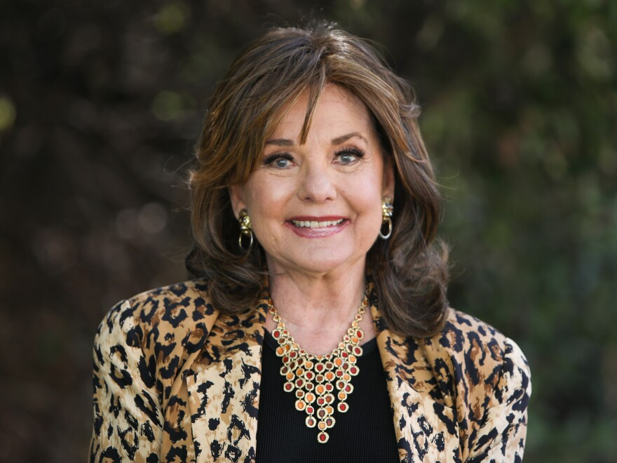 Actress Dawn Wells at Universal Studios Hollywood in Calif. in Sept. 2019.