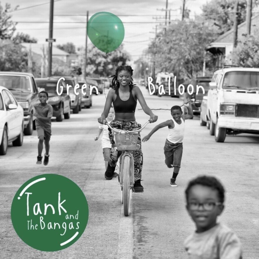 Tank and the Bangas, Green Balloon