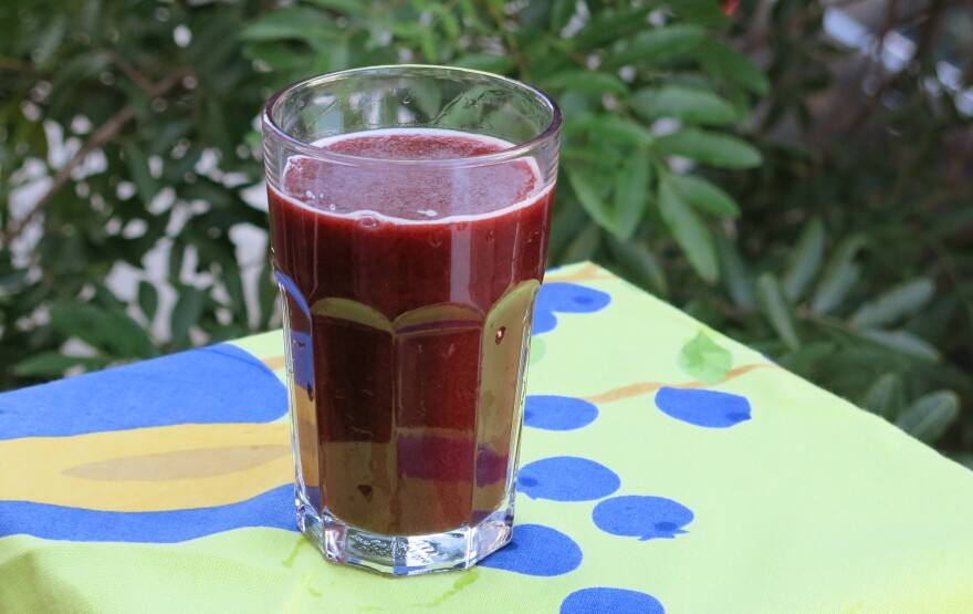 """Beet juice has a small effect on athletes. """"But the difference between not making the podium at the Olympics and standing on the top step is often only a couple percent,"""" says <a href=""""https://www.mir.wustl.edu/research/research-laboratories/cardiovascular-imaging-laboratory-cvil/people/cvil-faculty/bio-andy-coggan"""">Andrew Coggan</a> of Washington University in St. Louis."""