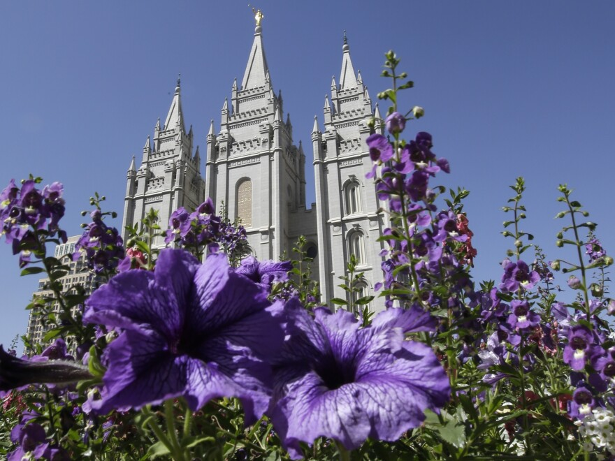 The Church of Jesus Christ of Latter-day Saints, based in Salt Lake City, is opening up about its founder's polygamous practices.