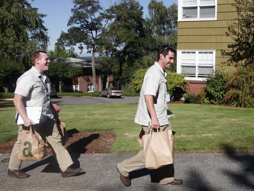Amazon has been testing its AmazonFresh delivery service in the Seattle area since 2007.