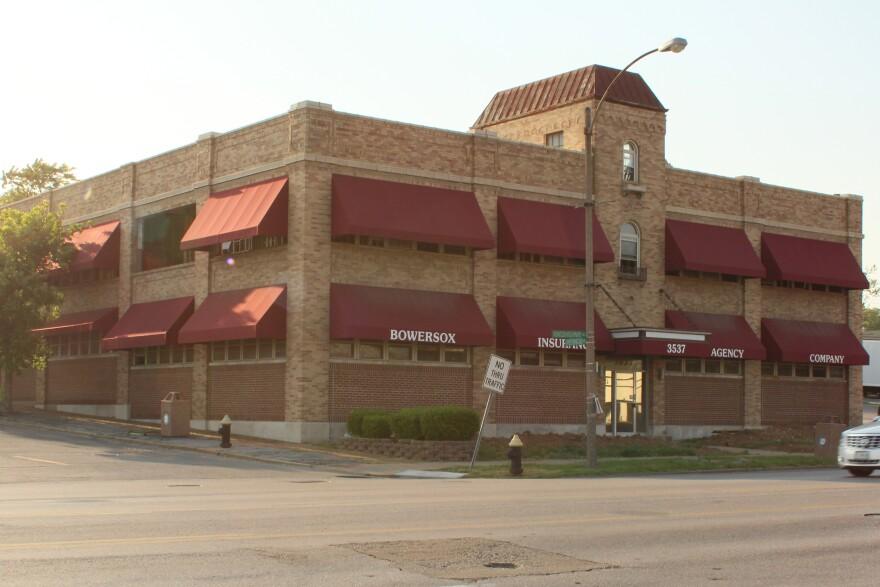 Brahm-Michellette Motor Car Company Building