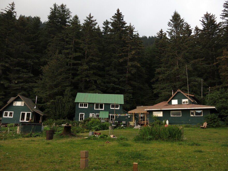 The Arete Project is held at the Inian Islands Institute, a five-acre plot of land in between the Tongass National Forest and Glacier Bay National Park.