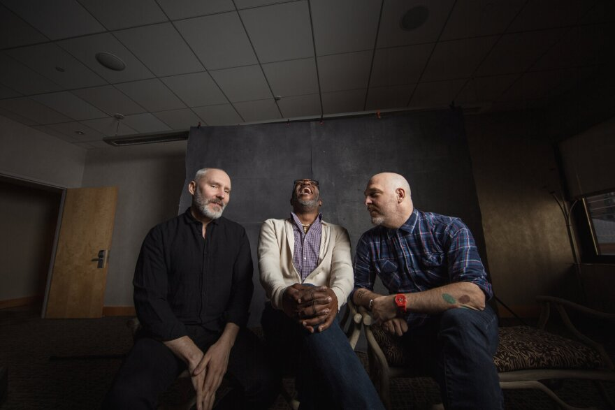 The Bad Plus, with Orrin Evans