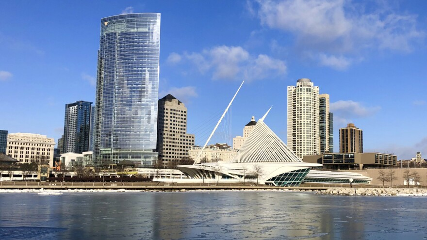 Democrats selected Milwaukee to host their 2020 national convention.
