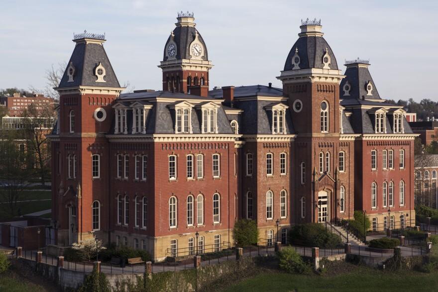 Woodburn Hall, WVU