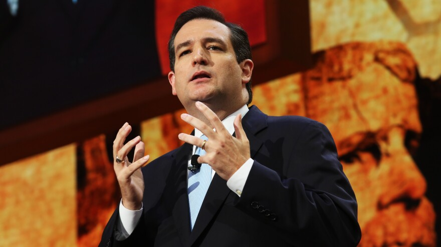 Incoming Texas Sen. Ted Cruz, who spoke during the Republican National Convention this summer in Tampa, Fla., is among a number of minority politicians seen as rising stars in the GOP.