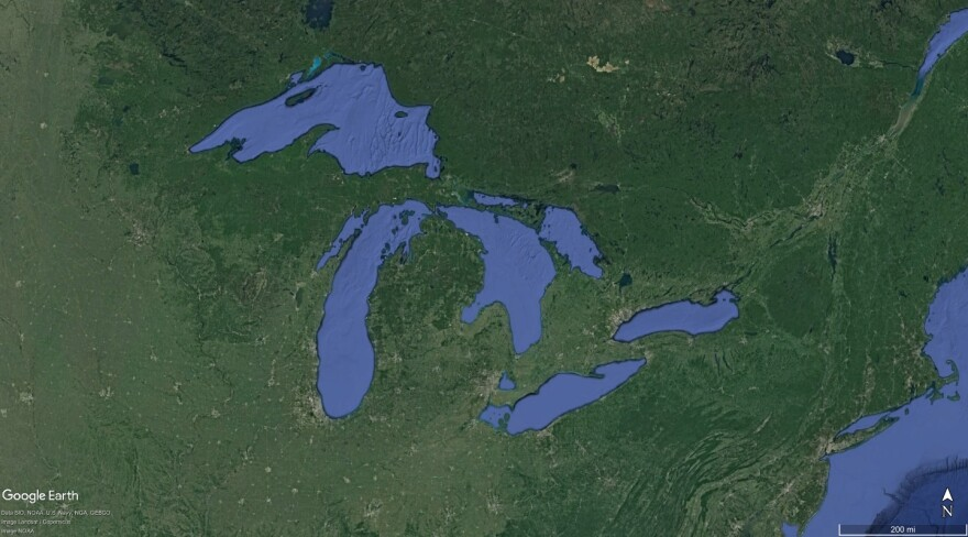 photo of Great Lakes