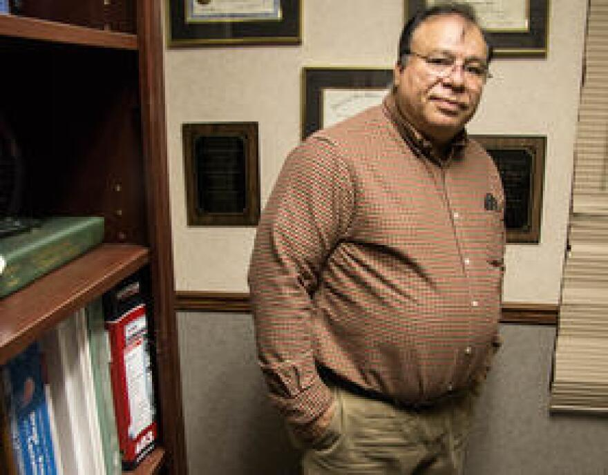 Dr. Nelson Perez has been the only OB-GYN in the Bootheel for years.