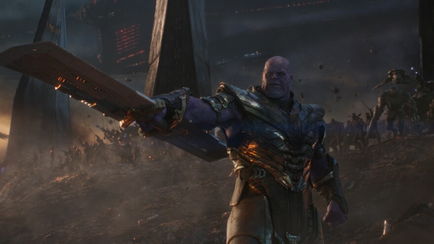 As Thanos dominates the universe in <em>Avengers: Endgame</em>, so Disney dominates the box office — for the foreseeable future.