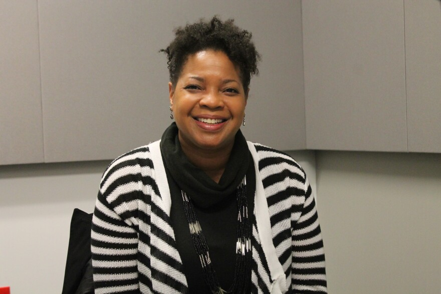 Ferguson Commissioner Felicia Pulliam