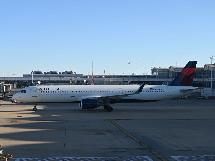 Delta and the other major airlines are applying for federal relief payments to help them get through the slowdown caused by the coronavirus outbreak.
