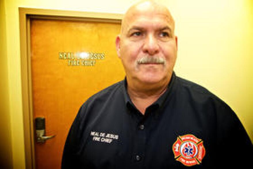 "Delray Beach Fire Rescue Chief Neal de Jesus brought in a stress management counselor to help his firefighters cope with the overdose deaths. ""They're seeing deaths at a rate that is unlike anything we've seen,"" he said. ""It's just not normal."""