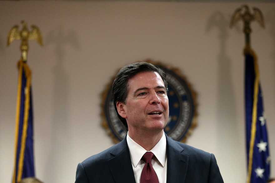 FBI director James Comey wants the agency to get better at preventing crimes and improve diversity. He has another nine years and three months to do that.