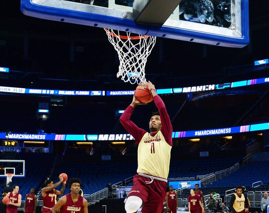 FSU's Men's Basketball team is in the Elite 8, the furthest it's gone since 1993.