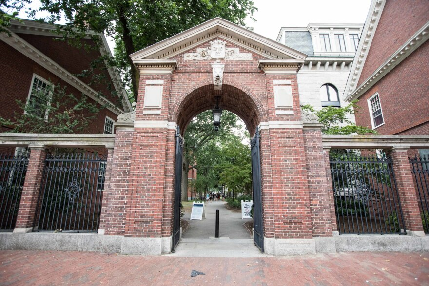 Harvard University denies allegations of racial bias, and the school's attorneys presented their own set of statistics to prove their case.