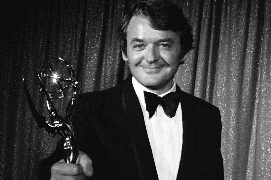 Holbrook won an Emmy in 1971 for his performance in the TV show <em>The Senator.</em>