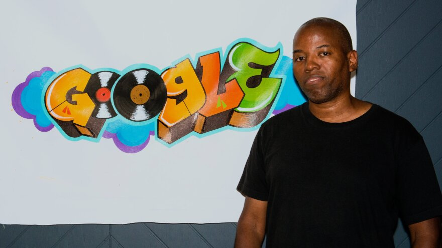 Founding Def Jam creative director Cey Adams designed the Google graffiti logo.