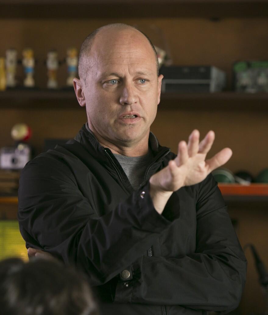 Mike Judge created the animated series <em>Beavis and Butt-head </em>and <em>King of the Hill</em>, and wrote and directed <em>Office Space,</em> <em>Idiocracy</em> and<em> Extract.</em>