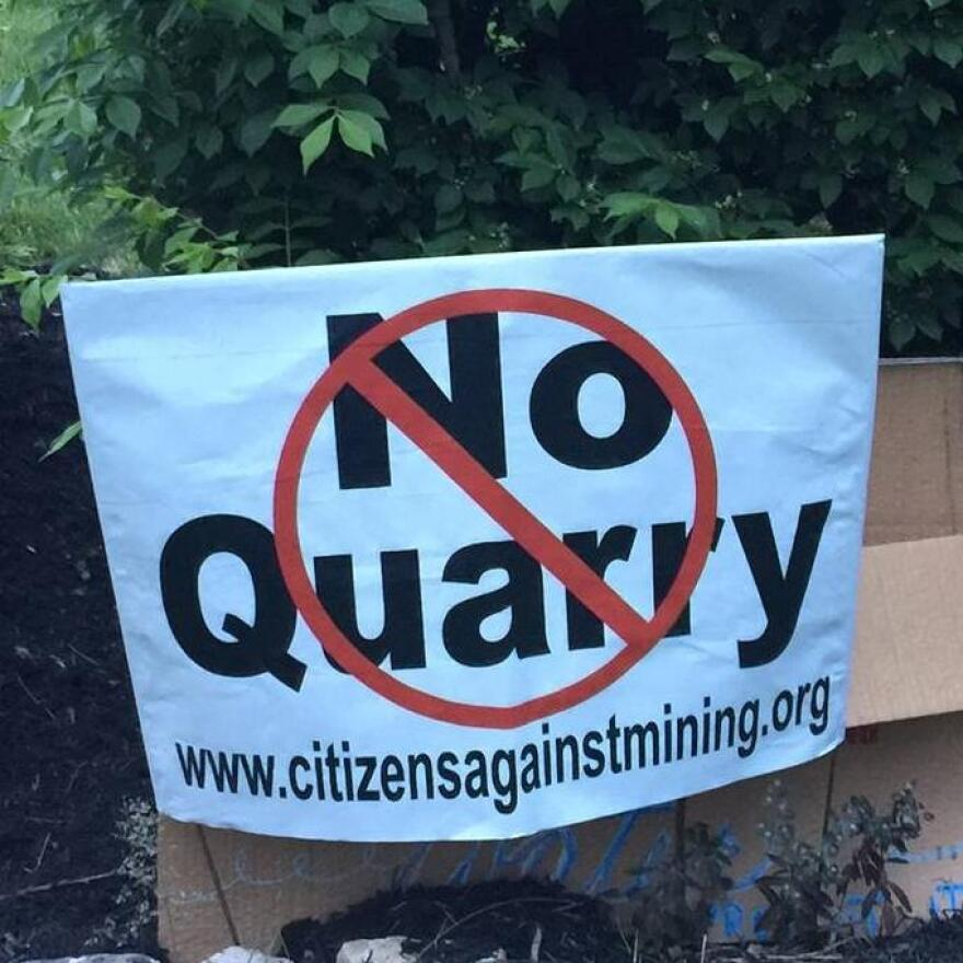 Citizens Against Mining is fighting a proposed Clark County mining project