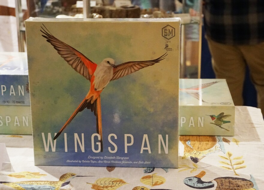 More than 200,000 copies of Wingspan will be in circulation worldwide by the end of the year. Stonemaier Games initially printed only 10,000 copies, expecting limited interest in the game.