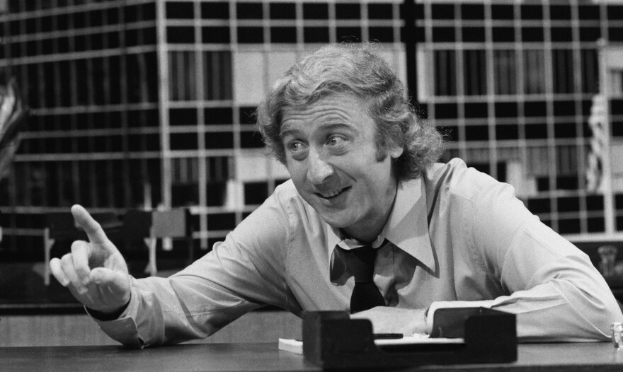 Actor Gene Wilder, who entertained audiences with his performances in <em>Willy Wonka & The Chocolate Factory,</em> <em>The Producers</em> and <em>Blazing Saddles, </em>died Monday. He was 83 years old.