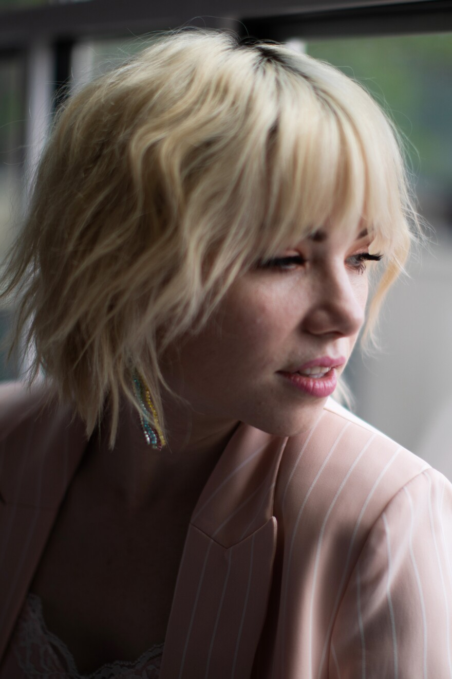 """I think I've been challenging myself musically in a lot of ways,"" Carly Rae Jepsen says. ""I also feel less confined to just call pop one thing anymore, and myself one thing anymore."""