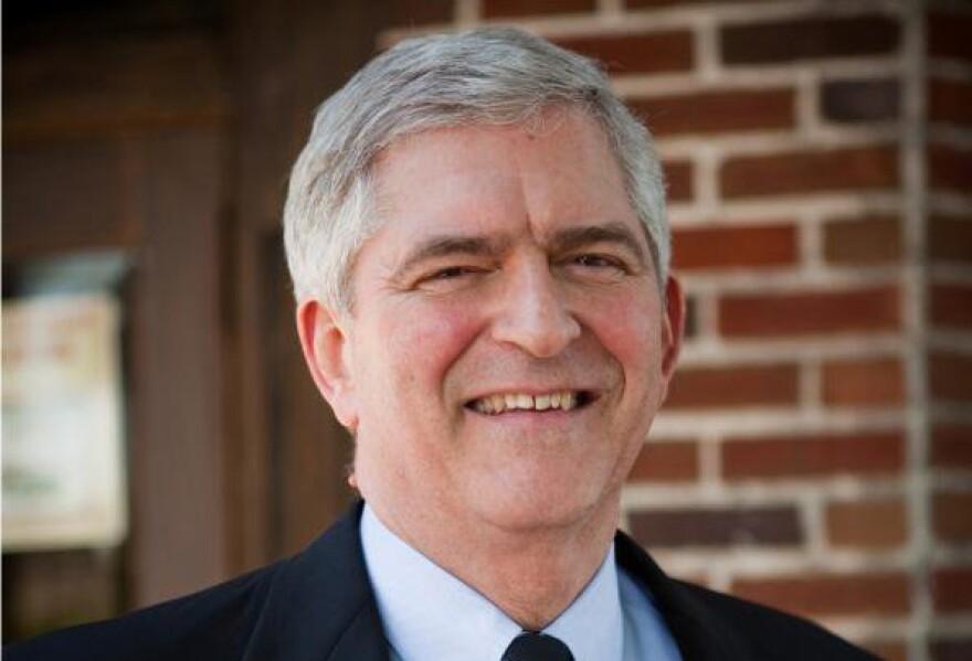 Daniel Webster smiling