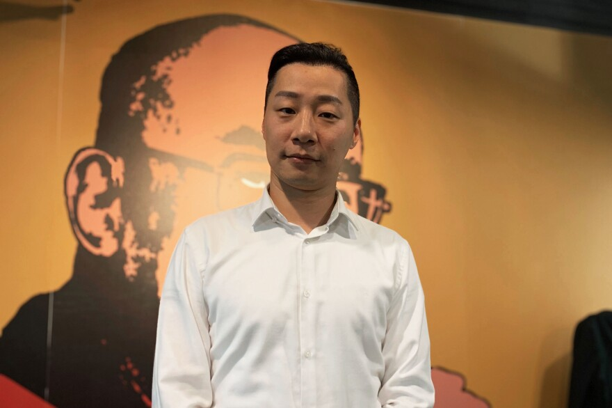 Freddy Lim, a Taiwanese death-metal rocker turned politician, helped found a political party that has made multiple refugee law proposals, all of which failed. Now running for reelection as an independent, Lim will no longer firmly commit to supporting such a law.