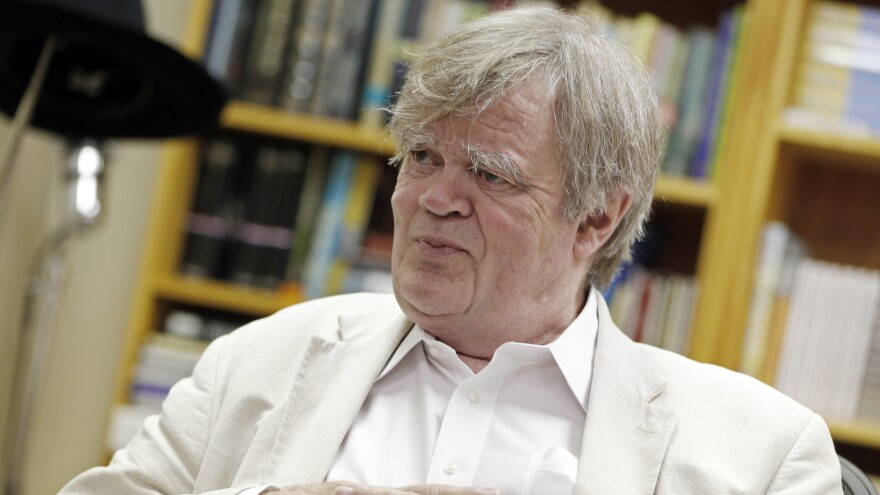 "Garrison Keillor, creator and host of ""A Prairie Home Companion,"" in 2015."