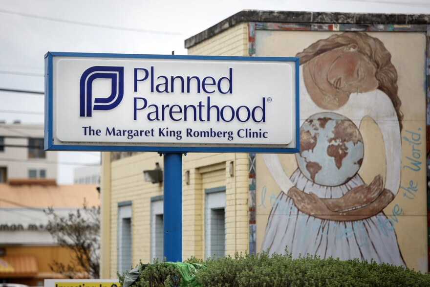Abortion providers have had to call patients to cancel their appointments this week because of a ban issued Sunday.