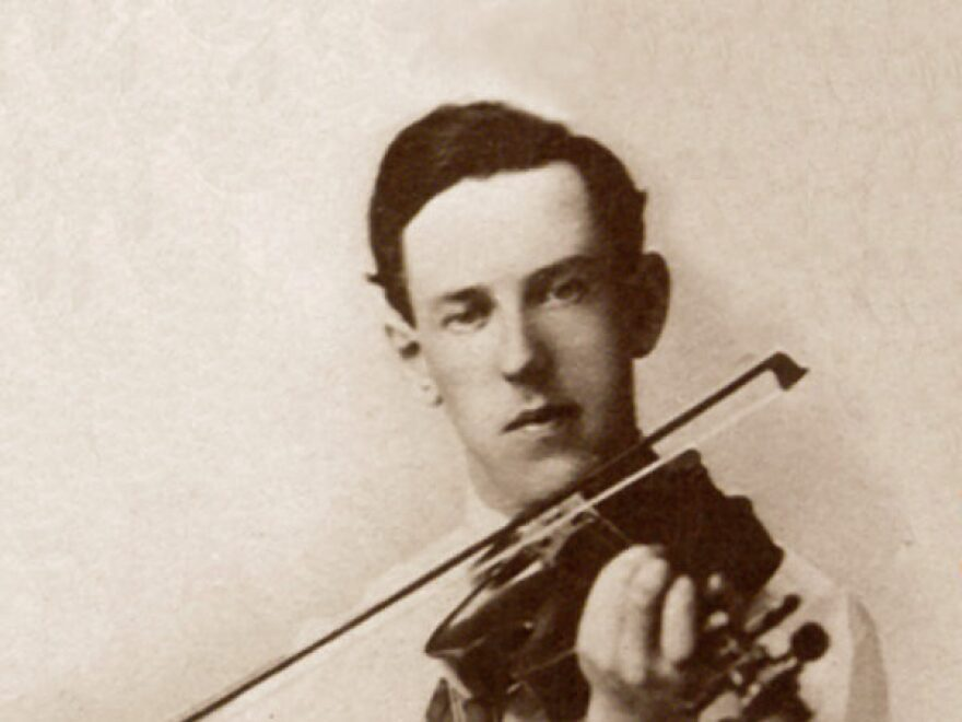 Irish fiddler Michael Coleman is featured on this week's episode.