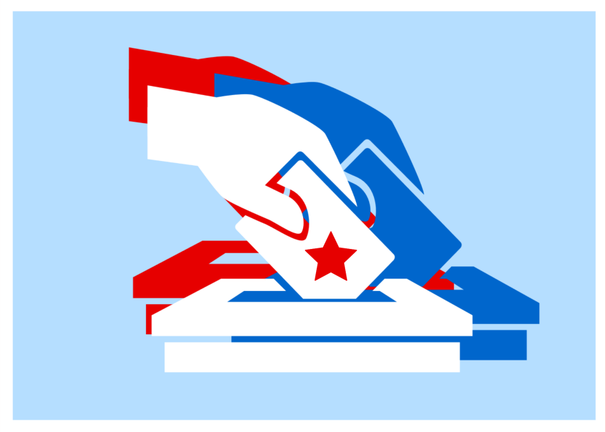 Early voting for the 2020 Presidential Primary starts Feb. 18 for Bexar County voters. | Illustration by Kathleen Creedon