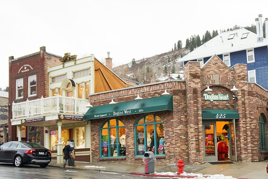 Photo of Dugins West in Park City.