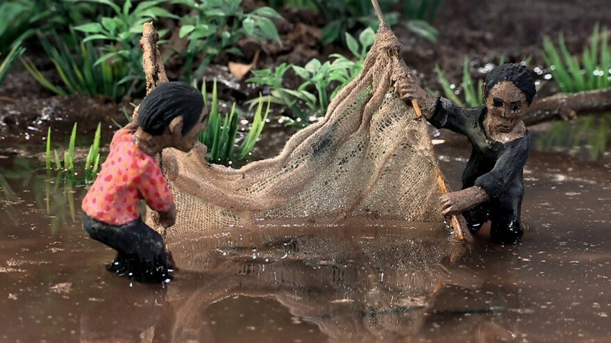 In <em>The Missing Picture</em>, director Rithy Panh uses clay figurines to recall his experience of the genocide in Cambodia at the hands of the Khmer Rouge in the 1970s.