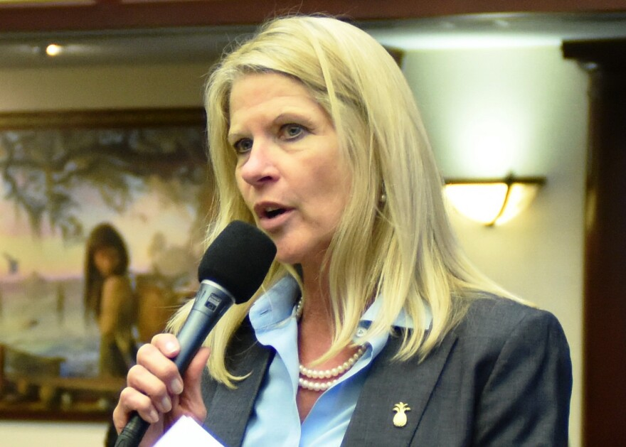 Sen. Debbie Mayfield