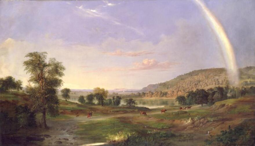 Robert Seldon Duncanson was America's best known African American painter in the years surrounding the Civil War.