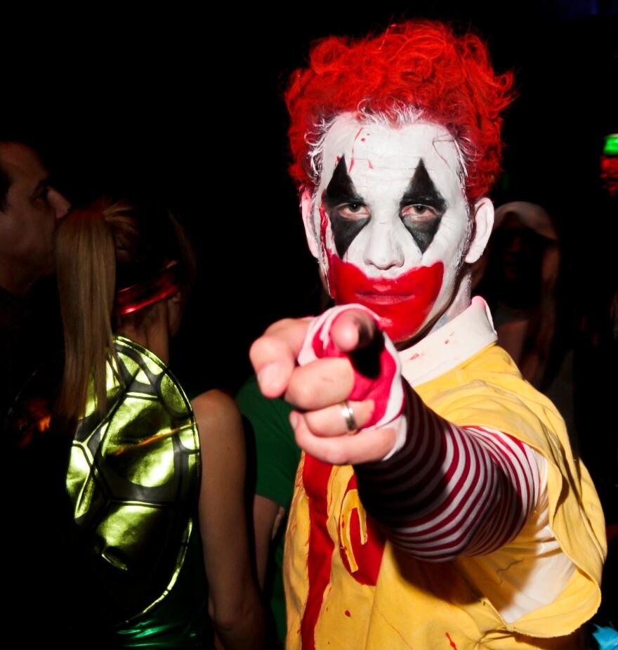 McDonald costume