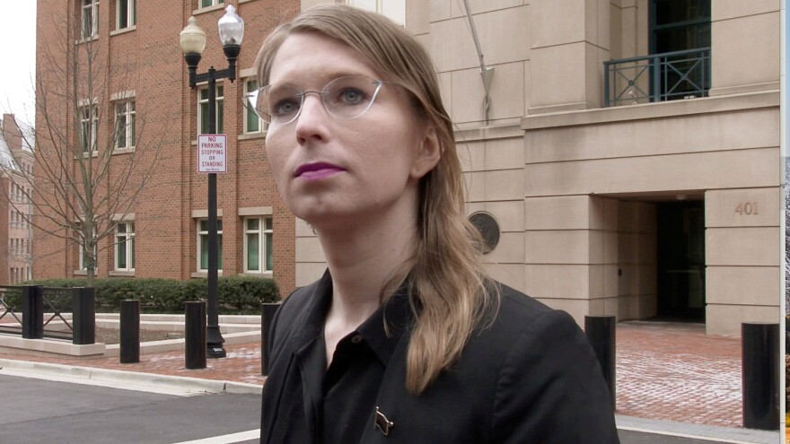 Chelsea Manning, a former military intelligence analyst, was freed after refusing to testify about WikiLeaks, but she now faces a new subpoena.