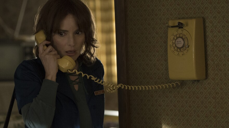 Winona Ryder plays Joyce, the mother of the boy who goes missing in the show's first episode.
