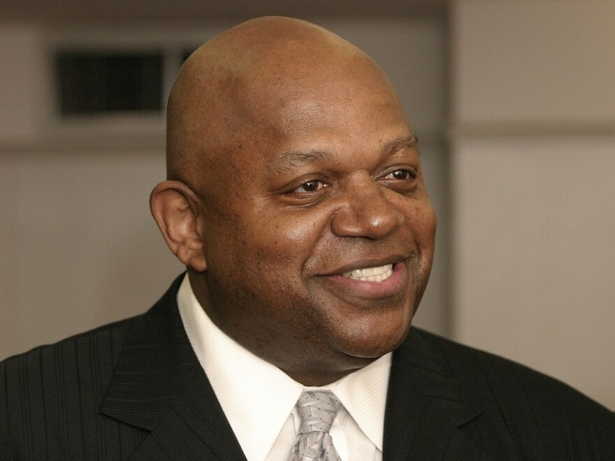 Charles Dutton is an award-winning actor. But as a juvenile, he wound up in prison for manslaughter and other crimes.