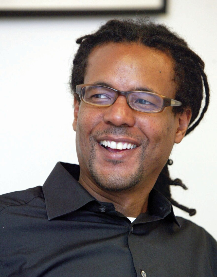 Don't let that smile fool you: Colson Whitehead is a card-carrying representative of the Republic of Anhedonia.  His previous books include <em>The Intuitionist</em> and <em>Zone One.</em>