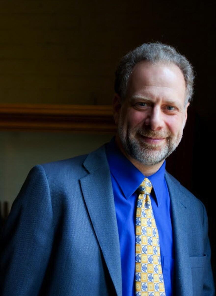 Harvard evolutionary biologist Daniel Lieberman has studied the evolution of running.